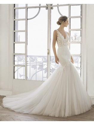 Wedding dress ELIF - AIRE BARCELONA