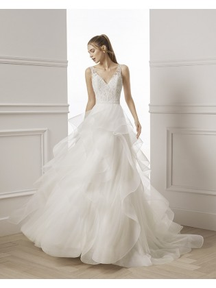 Wedding dress ENAT - AIRE BARCELONA