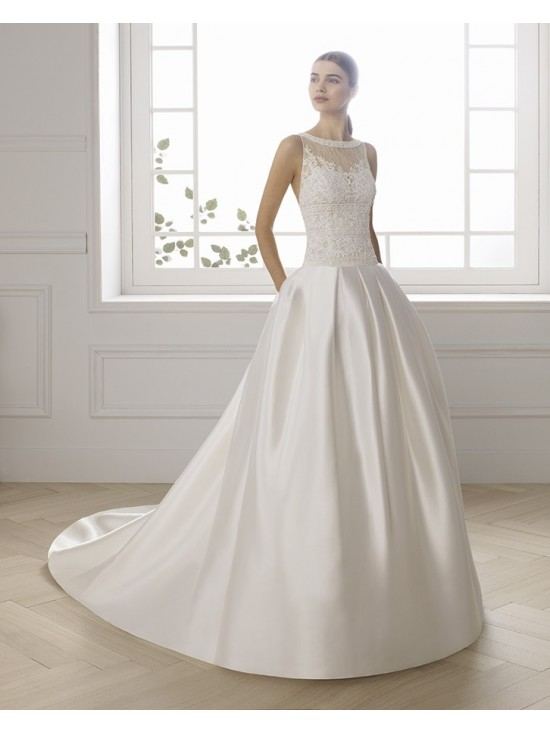 Wedding dress ELICE - AIRE BARCELONA