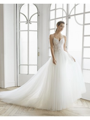 Wedding dress ENARA - AIRE BARCELONA