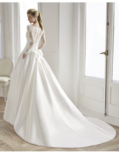 Wedding dress ELISON - AIRE BARCELONA