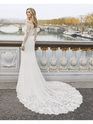 Wedding dress EDDIE - AIRE BARCELONA