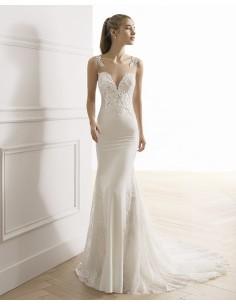Vestidos de novia EDELINE - AIRE BARCELONA