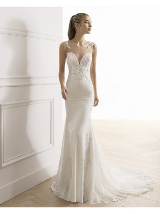 Wedding dress EDELINE - AIRE BARCELONA