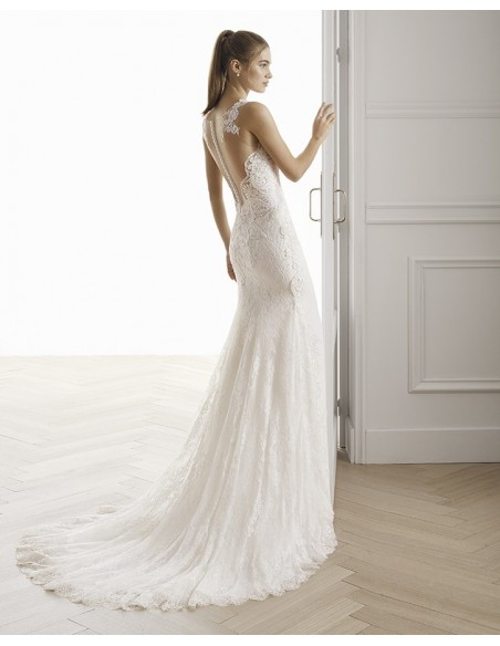 Wedding dress EDELINE - AIRE BARCELONA