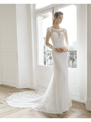 Wedding dress EDMOND - AIRE BARCELONA