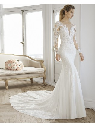 Wedding dress EIRA - AIRE BARCELONA