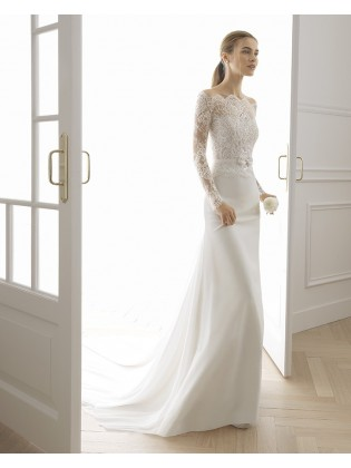 Wedding dress ELBET - AIRE BARCELONA