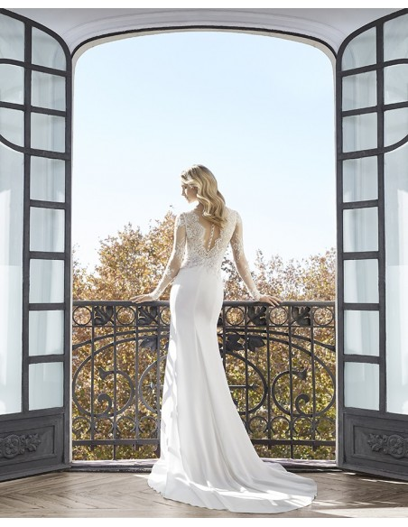 Wedding dress ELECTRA - AIRE BARCELONA
