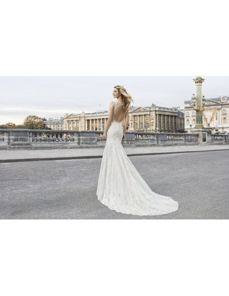 Wedding dress ELLE AIRE BARCELONA