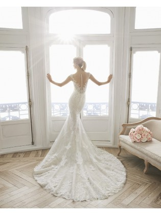 Wedding dress ELOGIO - AIRE BARCELONA