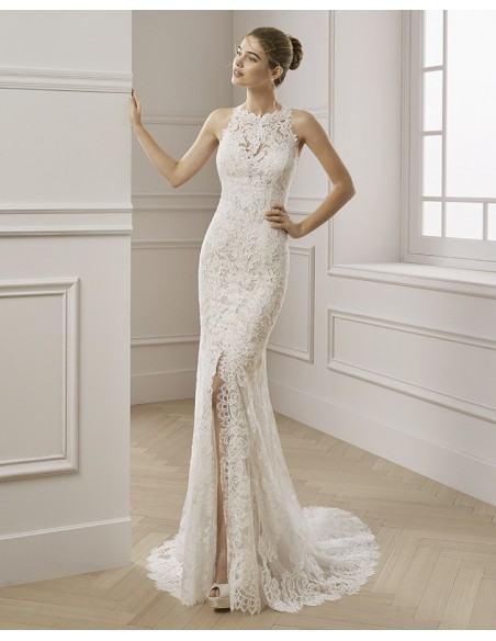 Wedding dress ELSA - AIRE BARCELONA