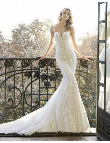 Vestidos de novia ELVES - AIRE BARCELONA