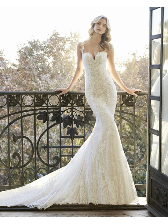 Wedding dress ELVES - AIRE BARCELONA
