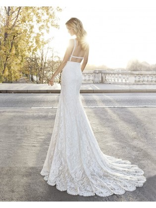 Wedding dress EMELYN - AIRE BARCELONA