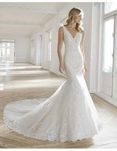 Vestidos de novia EMILIE - AIRE BARCELONA