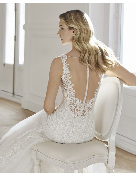 Wedding dress EMILIE - AIRE BARCELONA