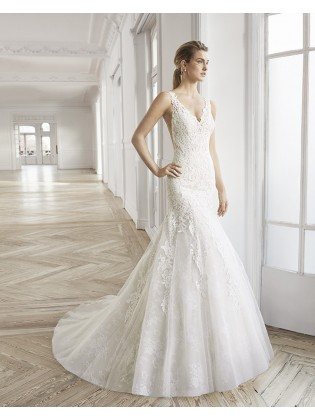 Wedding dress EMOTIVO - AIRE BARCELONA
