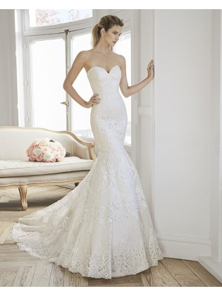 Wedding dress ENEKA - AIRE BARCELONA