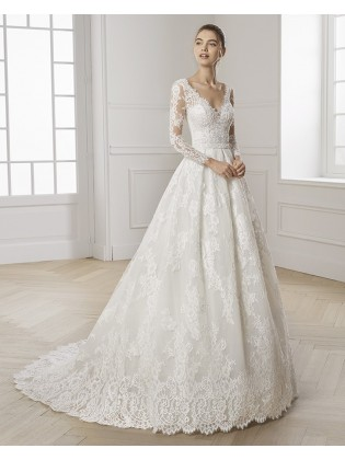 Wedding dress ERA - AIRE BARCELONA