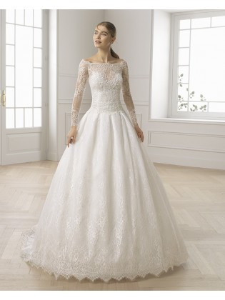 Wedding dress ERASO - AIRE BARCELONA