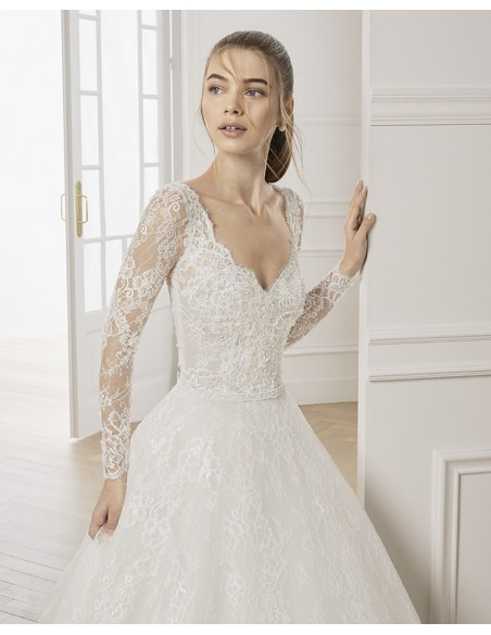 Wedding dress ERIC - AIRE BARCELONA