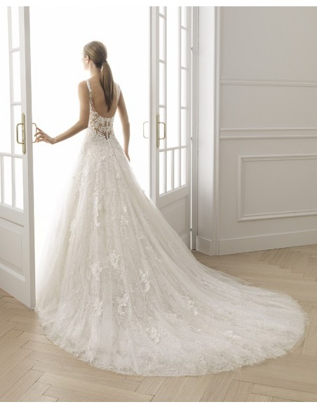 Wedding dress EROL - AIRE BARCELONA