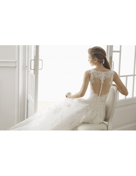 Wedding dress ESCALA - AIRE BARCELONA