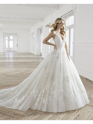 Wedding dress ESTEFAN - AIRE BARCELONA