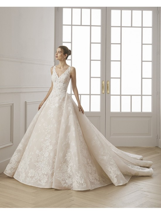 Wedding dress ESTHER - AIRE BARCELONA