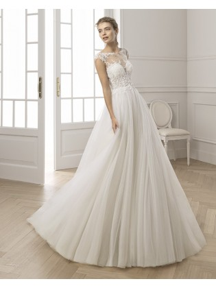 Wedding dress ETIENNE - AIRE BARCELONA