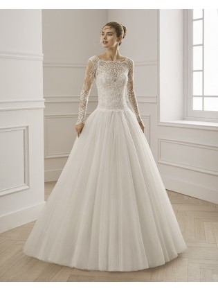 Wedding dress EUGI - AIRE BARCELONA