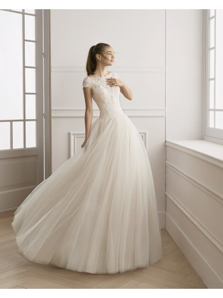 Wedding dress EVALI - AIRE BARCELONA