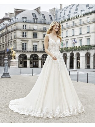 Wedding dress EXITO - AIRE BARCELONA