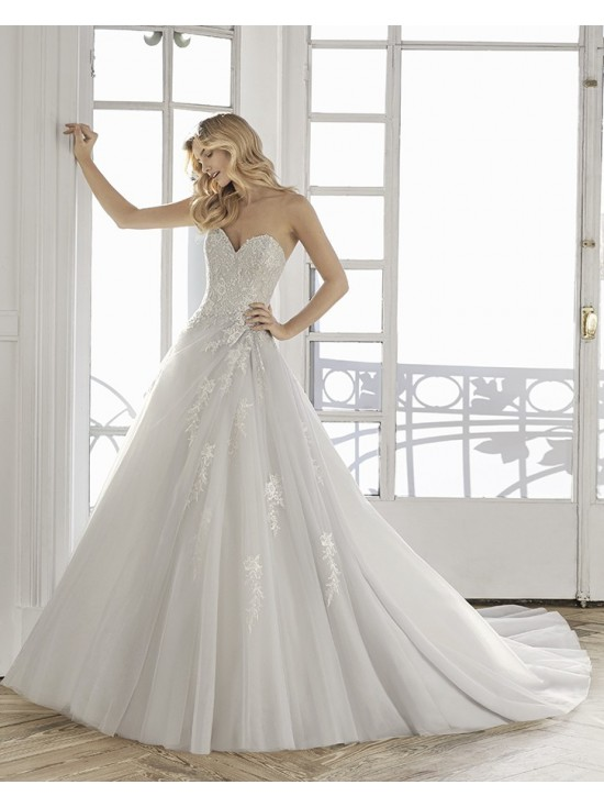 Wedding dress EBANO - AIRE BARCELONA