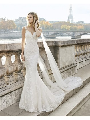 Wedding dress ELIANA - AIRE BARCELONA