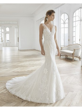 Wedding dress ELORA - AIRE BARCELONA