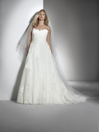 Vestidos de novia FABIL - WHITE ONE PLUS