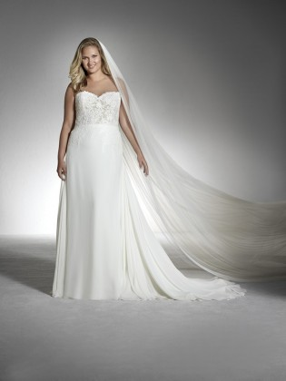 Vestidos de novia FILIPA - WHITE ONE PLUS