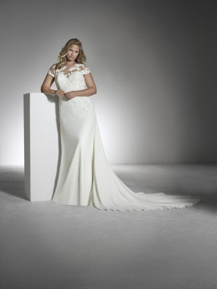 Vestidos de novia FINLANDIA - WHITE ONE PLUS