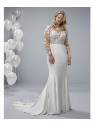 Wedding dress OCA - WHITE ONE PLUSE