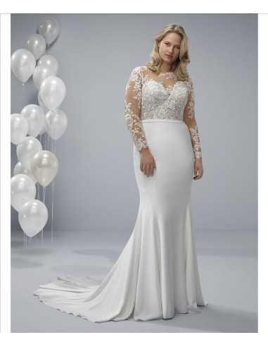 Wedding dress OCA - WHITE ONE PLUSE