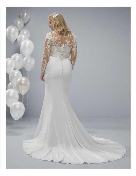 Vestidos de novia OCA - WHITE ONE PLUS