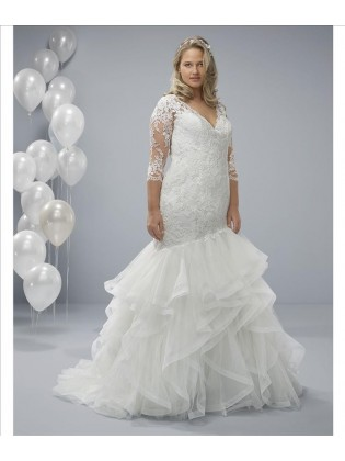 Vestidos de novia OCEL - WHITE ONE PLUS