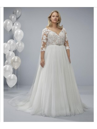 Vestidos de novia ODIN - WHITE ONE PLUS