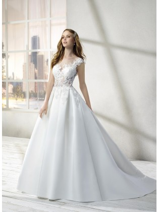 Wedding dress 19142 - WHITE ONE PLUSE