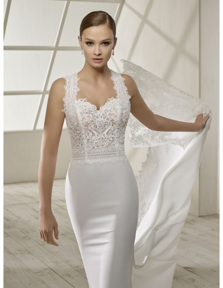Wedding dress 19221 - WHITE ONE PLUSE