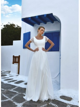 Wedding dress BO'M 015 - WHITE ONE PLUSE