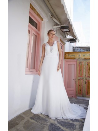 Wedding dress BO'M 026  - WHITE ONE PLUSE