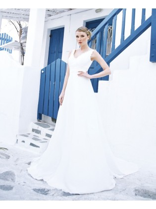 Wedding dress BO'M 030 - WHITE ONE PLUSE